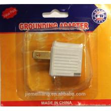 (JML) Adaptador de aterramento 2015 Hot sales Travel Power Adapter
