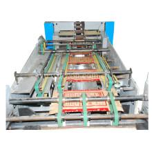 Máquina multifunción de fabricación de bolsas para cemento, productos químicos y alimentos