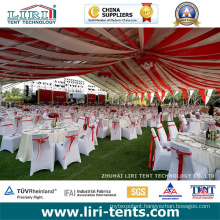 Nice Decoration Tent with Good Wedding Party for Sales