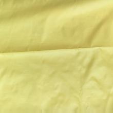Tejido de tafetán liso teñido liso 100% poliéster