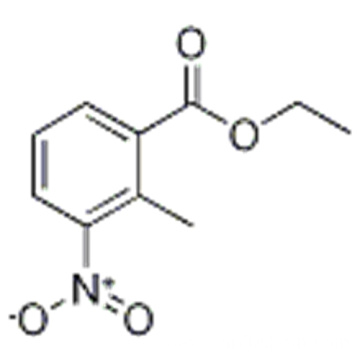 Ethyl 2-methyl-3-nitrobenzoate CAS 59382-60-4