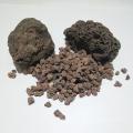 Meios de filtração vulcânicos eficientes da rocha para o tratamento de esgotos