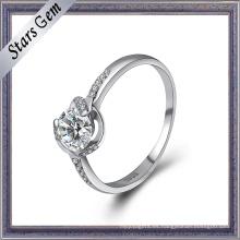 Nueva joyería del anillo de plata del estilo de la manera