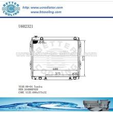 Radiador Para TOYOTA 164000F020 TUNDRA 00-04 Fabricante y Venta Directa