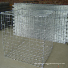 Gabion Box with Hot Dipped Galvanized Welded Wire Mesh