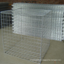 Caixa de Gabião com Rede de Arame Soldada Galvanizada a Quente
