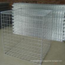 Коробка gabion горячая Окунутая Гальванизированная сваренная Ячеистая сеть
