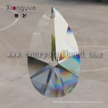 lámpara pera forma gota colgante perla