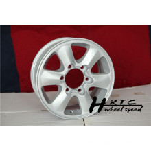New 2014 new design silver replica SUV alloy wheels china