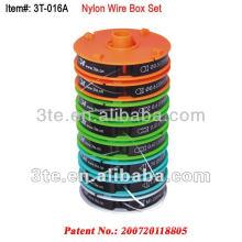Juego de alambre de nylon