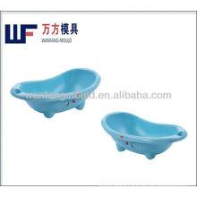 China Taizhou plastic injection baby bath mould/Chine Taizhou injection plastique moule de bain pour bebe