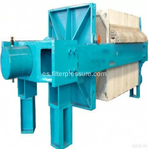 Auto Cake Washing Plate y Frame Filter Press