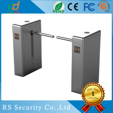 Remote Control Pedestrian Wheelchair Drop Arm Turnstile