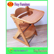 Safety High Quality Baby Feeding High Chair with Pad