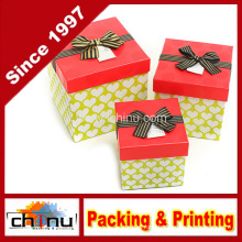 Paper Gift Box / Paper Packaging Box (12C8)