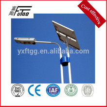 9M Solar Street Lighting Steel Poles