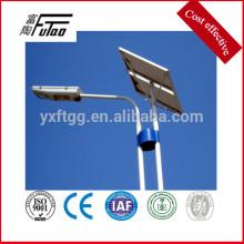 9M Solar Street iluminação pólos de aço