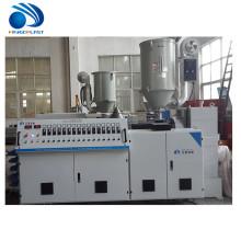 Linha de produção plástica da extrusão da máquina do perfil do PVC