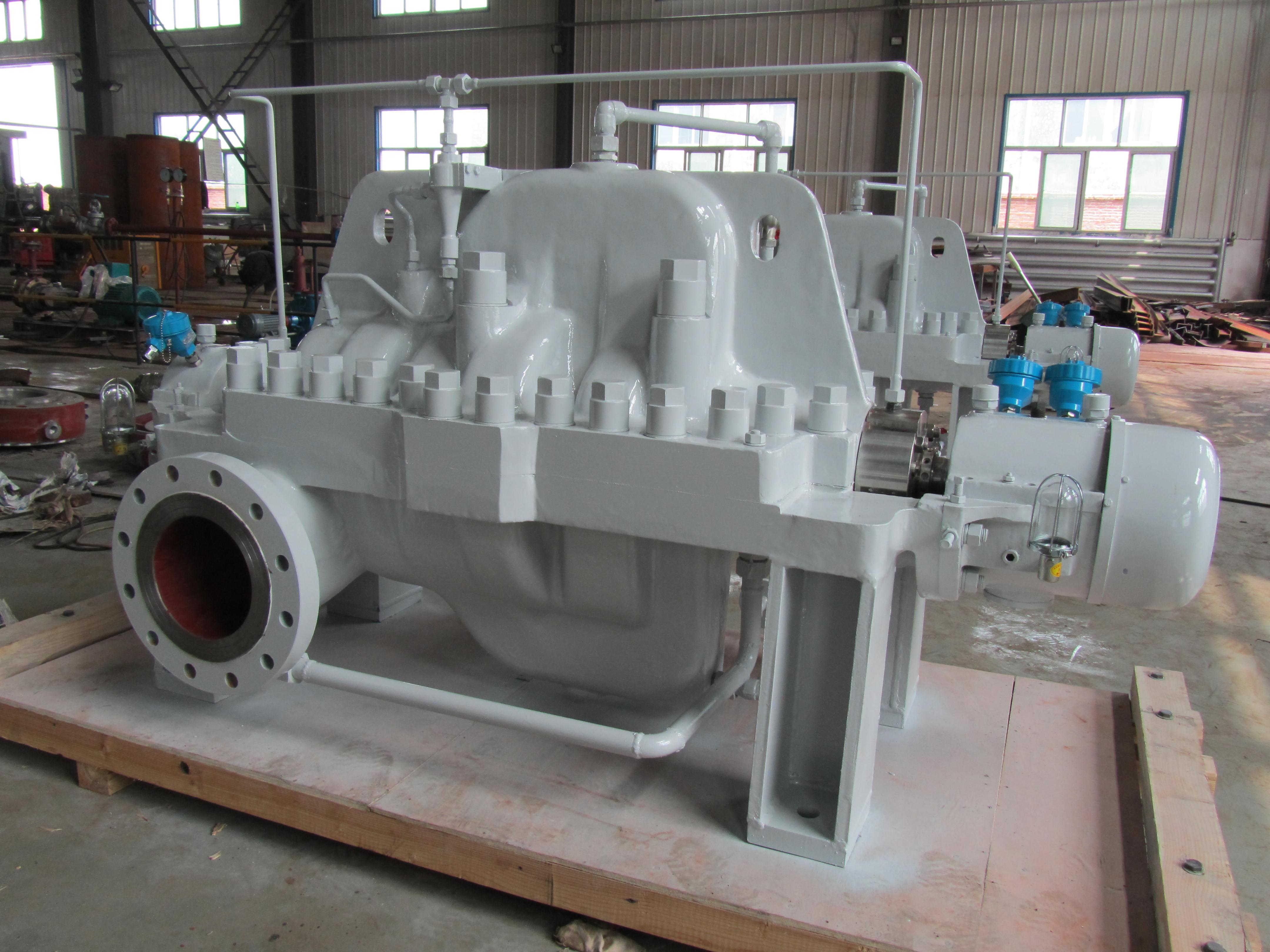 API 610 BB Petro-chemical Pump