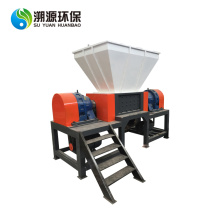 Double Shaft Waste Tire Cutting Shredder Machine