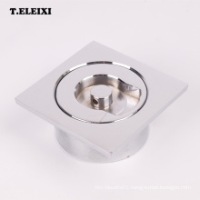 chrome plated kitchen sink water drain stopper