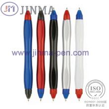 A Promoção de Plástico 2 em 1 Esferográfica Jm-M009