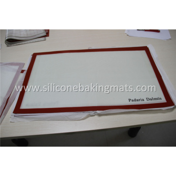 Factory best selling for Custom Silicone Baking Mat Large Size Silicone Baking Mat supply to New Caledonia Supplier