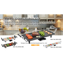 Electric in-Door Grill, Electric Griddle, with Ceramic Coating