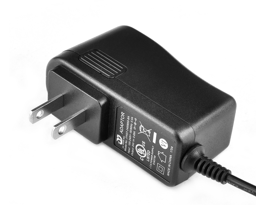 22V1A US Plug In Power Supply