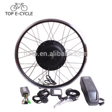 DIY Portable 8Fun electric wheel hub motor 26inch ebike conversion kit