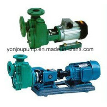 Plastic Chemical Pump with Electric Motor