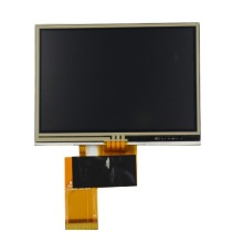Consumer Display 4.3 inch TFT Display with Touch