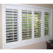 1.2mm thick building office exterior aluminum alloy adjustable louvre window roller shutter