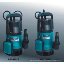 Pompe de jardin submersible en plastique (série PD)