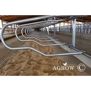 Weld Steel Tube Cattle Stalls