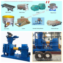 Automatic operation, Dry rolling granulator for sale