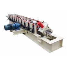 작은 U 자형의 Purlin Roll Forming Machine