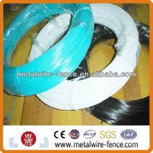 Fio de ligação de aço revestido de PVC