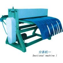 Schlitzmaschine für Spulen
