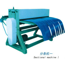 Продольная машина для рулонов