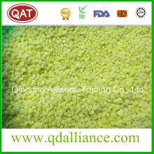 IQF Frozen Organic Diced Ginger