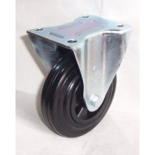 "4"" European Type Rubber Caster (KA01-21-100R-618)"