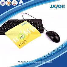 Microfiber Mouse Cleaning Pad with Silicon Dot