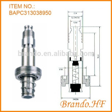 Magnetventil-Core-Montage für pneumatische Geräte Anwendung