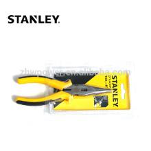 Doble uso Stanley tipo de fibra de mano rizador, herramientas de fibra óptica de prensado, fibra de crimpado pinzas Crimper