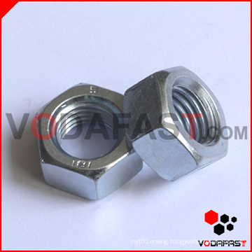 Hex Nuts with Left Hand Thread