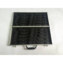 One-Piece Aluminum Frame Tool Case&Hard Case Tool Box, Portable Tool Case (KeLi-D-05)