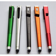 Der Stylus Touch Pen Itl4010 mit einem LED- und Mobiltelefonständer