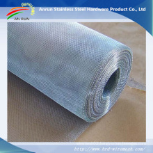 Galvanized Closed Edge Woven Wire Screen