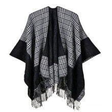 Multicolor Fashion Women's Beautiful colorful piece Poncho & Wraps whosale scarf kashmir cheap pashmina shawls